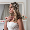 Milinesse Bridal Diadem Halo - Roman & French  - 1