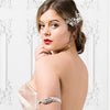 Kenley Bridal Cuff - Roman & French  - 1