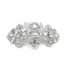 Landon Bridal Hair Comb - Roman & French