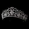 Lani Bridal Crown - Hair Accessories - Tiara & Crown - Roman & French