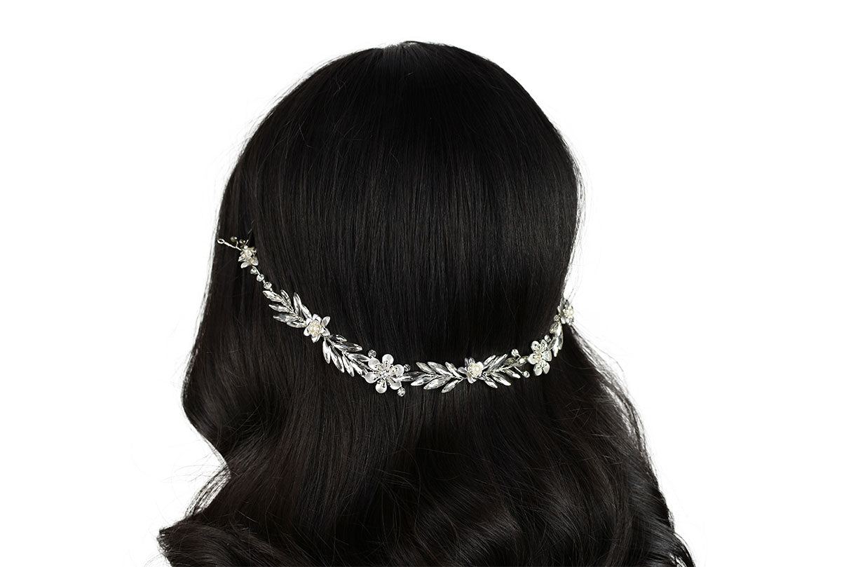 Lidia Bridal Hair Vine