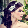 Lily Bridal Headpiece - Roman & French  - 1