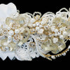 Lisa Bridal Hair Piece - Hair Accessories - Headpieces - Roman & French