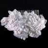 Lodovica Bridal Hair Comb - Roman & French