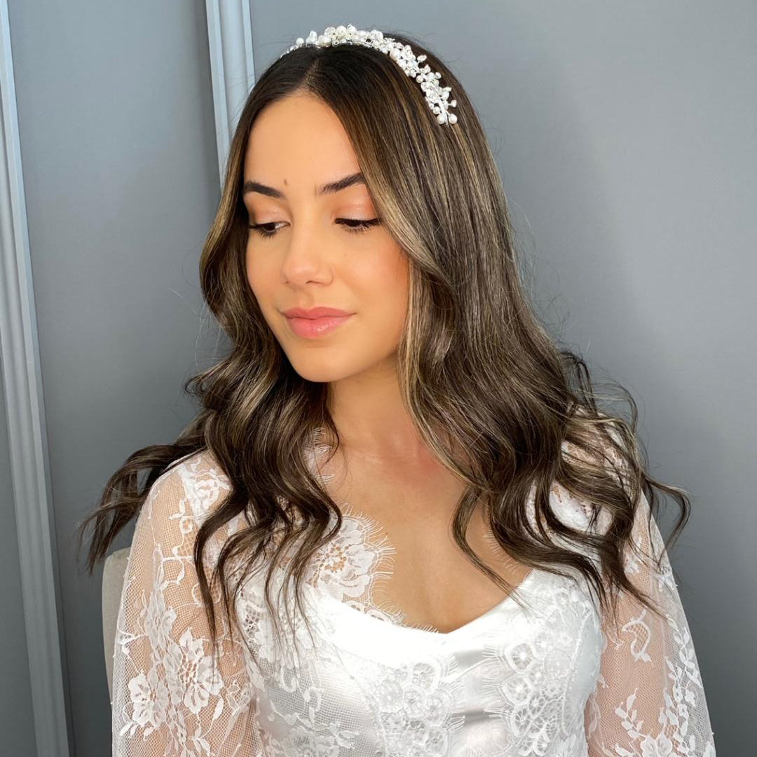 Lysha Bridal Headband