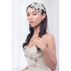 Marchesa Bridal Headpiece - Roman & French  - 1