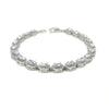Bentlee Bridal Bracelet - Roman & French  - 1