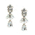 Parvati Earrings (Clear)