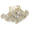 Maira Bridal Hair Comb - Roman & French  - 1