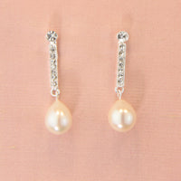 Tatum Bridal Earrings - Roman & French  - 3