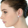 Meg Bridal Earrings - Earrings - Glamour Stud - Roman & French