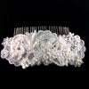 Melania Bridal Headpiece - Roman & French