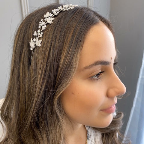 Melany Bridal Headband
