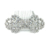 Melina Bridal Hair Comb - Roman & French
