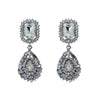 Mercy Bridal Earrings Clip On - Roman & French