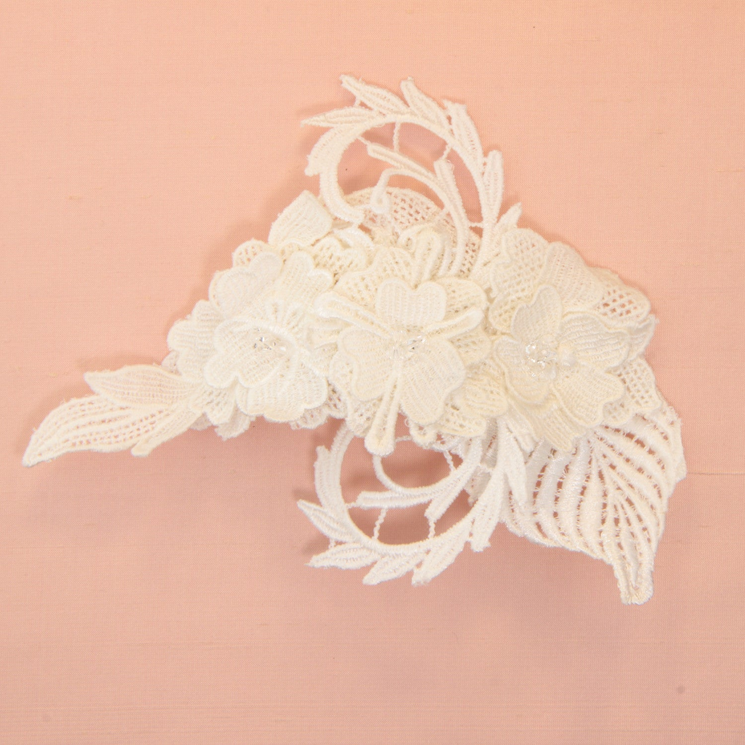 Mickie Bridal Headpiece - Hair Accessories - Headpieces - Roman & French