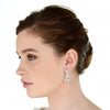 Mirella Bridal Earrings - Roman & French  - 2