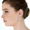 Mirella Bridal Earrings - Roman & French  - 1