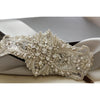 Mohn Bridal Sash - Roman & French  - 5