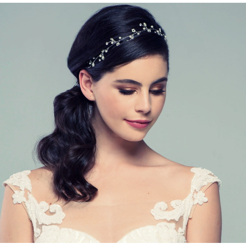 Molly Bridal Hair Vine