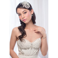 Ornella Bridal Headpiece - Hair Accessories - Headpieces - Roman & French