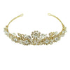 Ophelie Bridal Tiara - Hair Accessories - Tiara & Crown - Roman & French