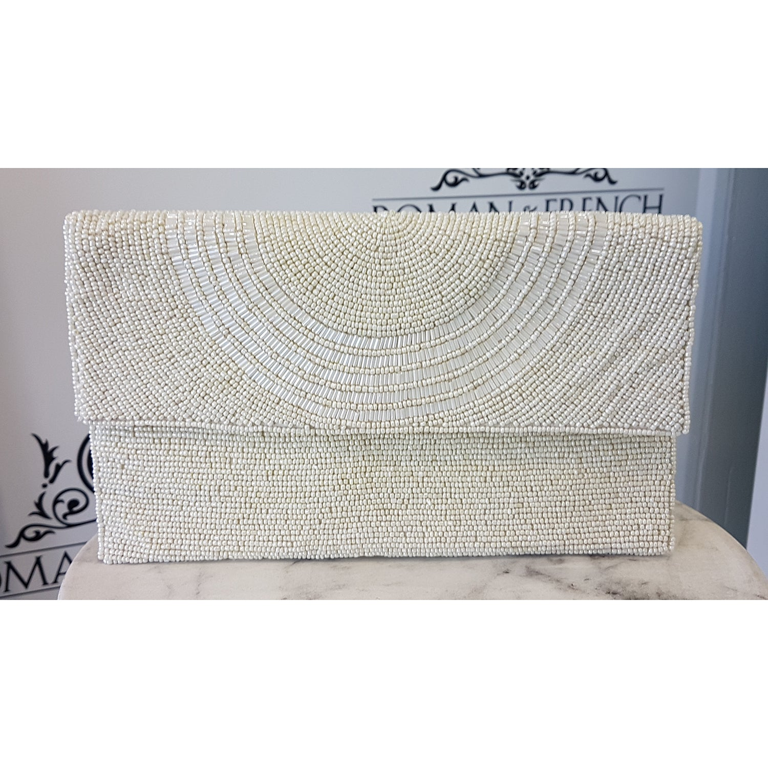Orelia Bridal Clutch