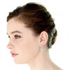 Oria Bridal Earrings - Roman & French  - 1