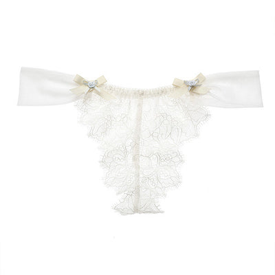 Paradis Knicker - Bridal Lingerie - Knickers - Roman & French