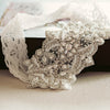 Pasque Bridal Garter - Bridal Garter - Roman & French