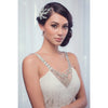 Quinn Bridal Hair Comb - Roman & French  - 3