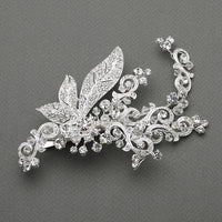Quinn Bridal Hair Comb - Roman & French  - 1