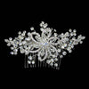 Rosalie Bridal Hair Comb - Roman & French