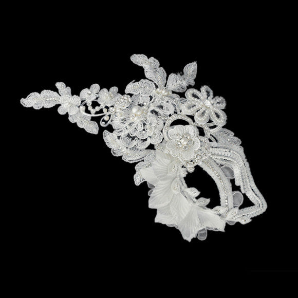 Rylan Bridal Headpiece - Hair Accessories - Headpieces - Roman & French