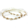 Sabella Bridal Stefana Crown - set of 2 - Hair Accessories - Stefana - Roman & French