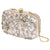 Sachin Bridal Clutch (Ivory/Gold)