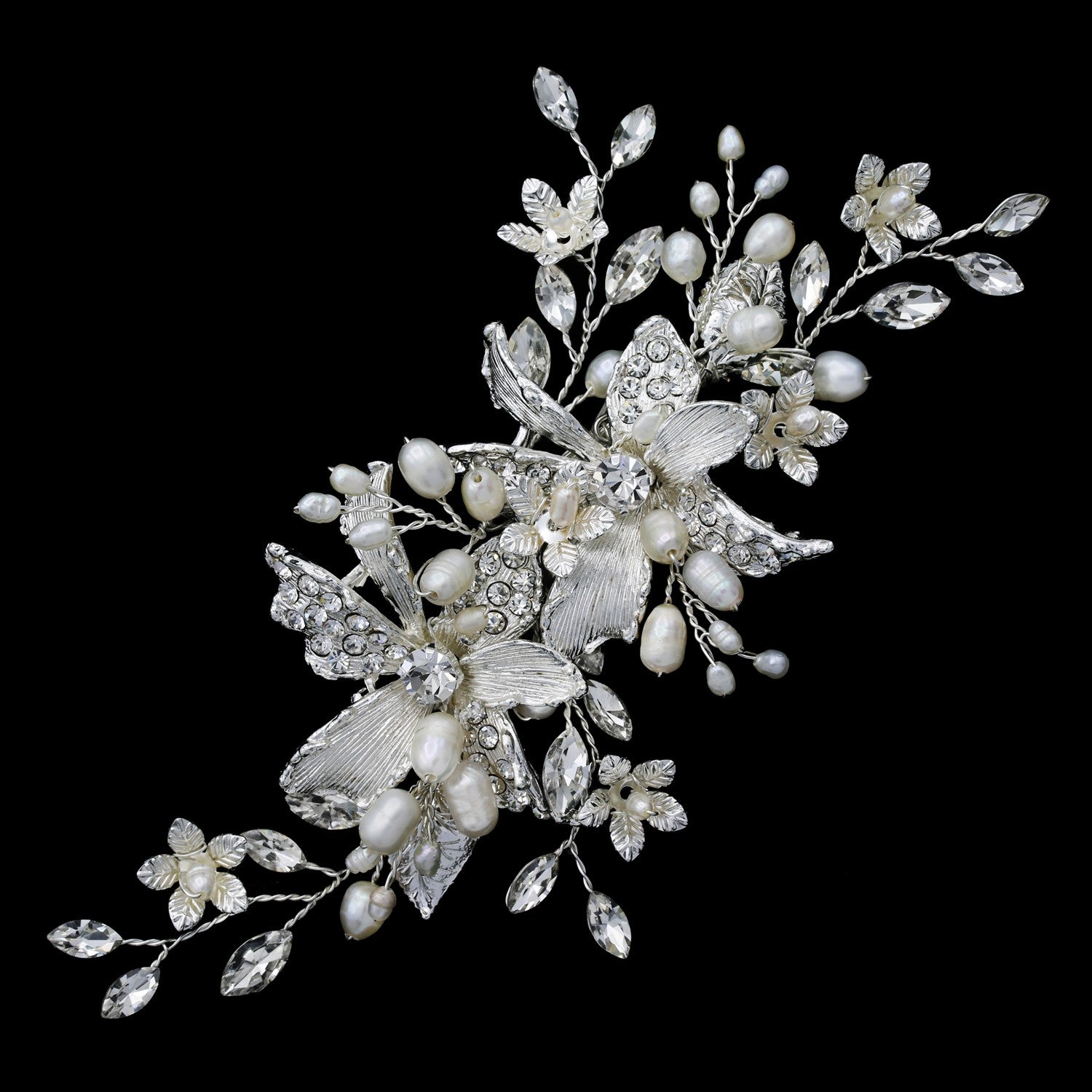 Salva Bridal Headpiece