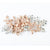 Sara Bridal Hair Comb Rose Gold - Hair Accessories - Hair Comb - Roman & French