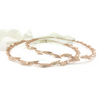 Sophia Bridal Stefana Crown (Rose Gold) - set of 2 - Hair Accessories - Stefana - Roman & French