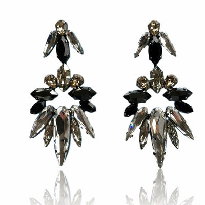 Sparta Drop Earrings - Roman & French  - 3