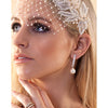 Tatum Bridal Earrings - Roman & French  - 1