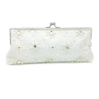 Tecla Bridal Clutch - Roman & French  - 1