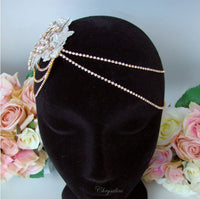 The Amanda Bridal Halo - Roman & French  - 3