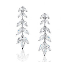 Thierry Bridal Earrings - Earrings - Long Drop - Roman & French