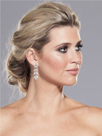 Thierry Bridal Earrings - Roman & French  - 2