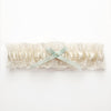 True Love Bridal Garter - Bridal Garter - Roman & French