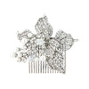 Verdine Bridal Hair Comb - Hair Accessories - Hair Comb - Roman & French