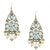 Xochi Bridal Earrings (Gold)