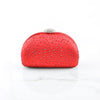Zaria Clutch (Red) - Roman & French