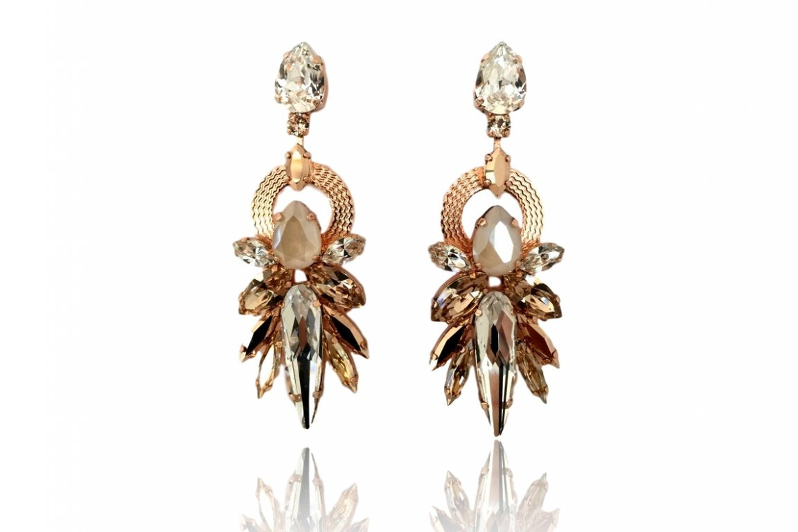 Attica Drop Earring